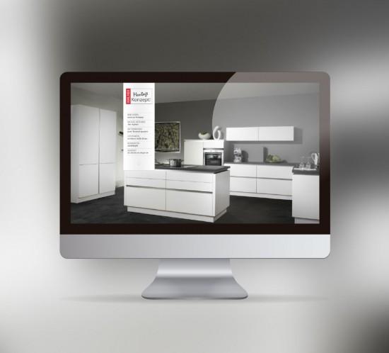 werbeagentur berlin digital webseite bmk moebel