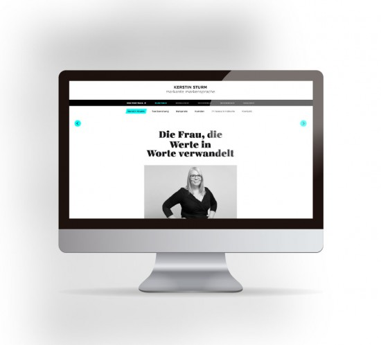werbeagentur berlin digital webseite kerstin sturm