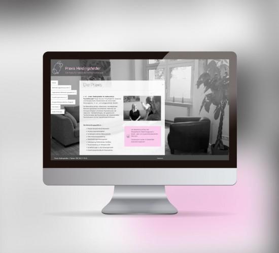 werbeagentur berlin digital webseite nadine heidingsfelder