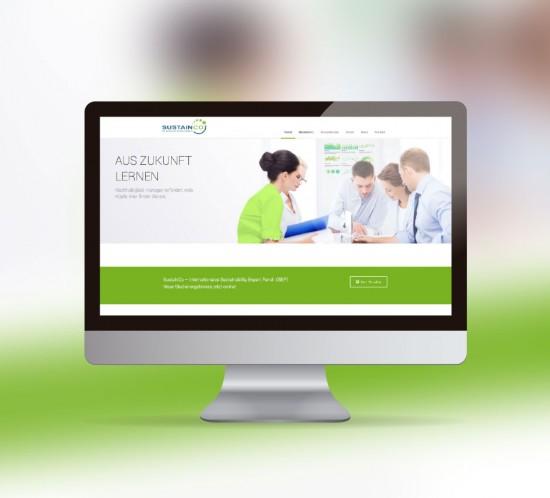 werbeagentur berlin digital webseite sustainco