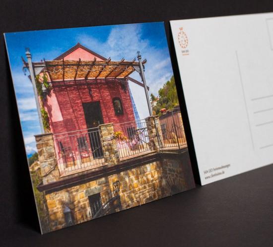 Postkarten für Cilentissimo.de