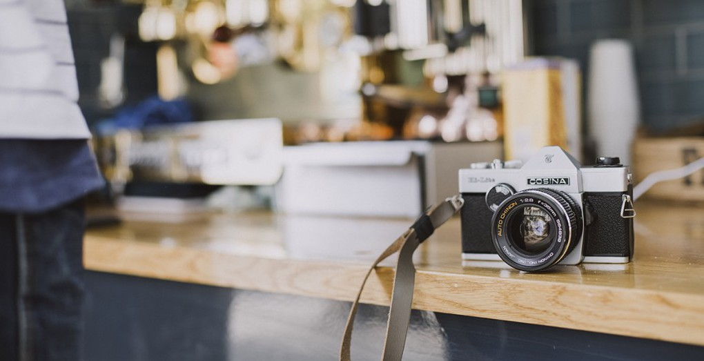 Fotografen Portfolio richtig präsentiert