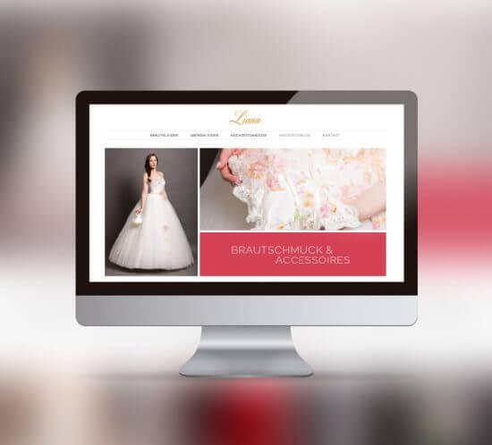 Brautkleider von Liana