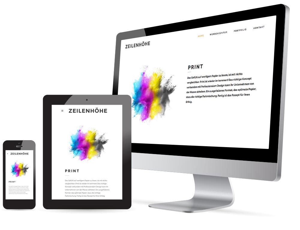 Webdesign & Wordpress Agentur Berlin
